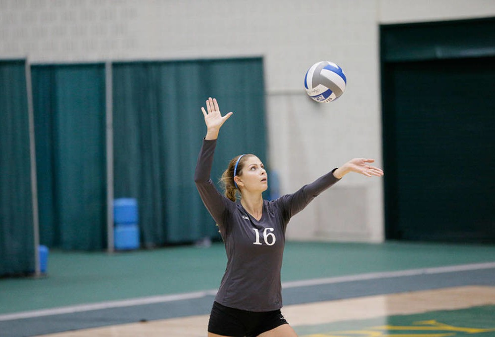 Volleyball: Tribe takes two of three at ECU Pirate Invitational