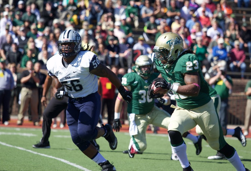 Football: No. 17/16 William and Mary faces Hampton this Saturday in the 2015 Homecoming game