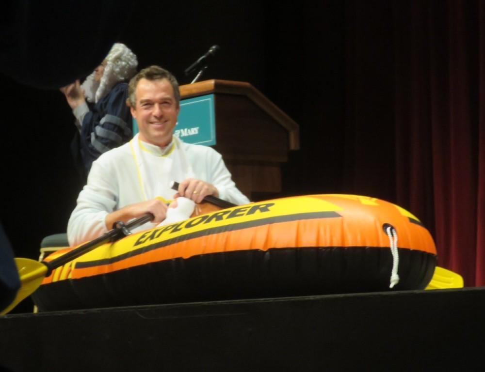 Raft Debate votes to save the children