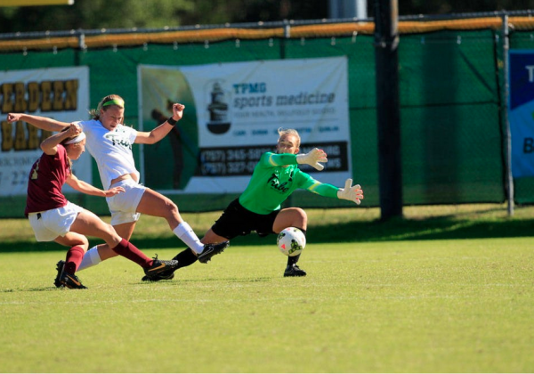 Women's soccer: Tribe shuts out two CAA opponents on road