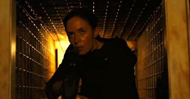 'Sicario' is layered and haunting