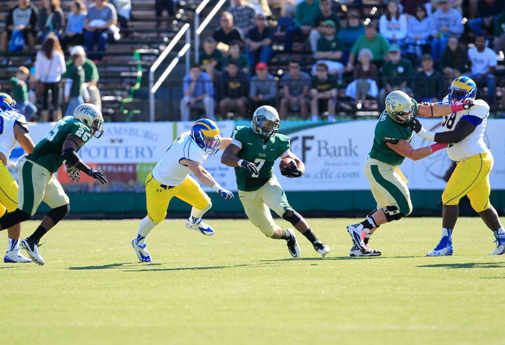 Football: No. 25/22 Tribe continues CAA schedule at Delaware