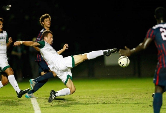Men's soccer: Tribe falls 3-1 to James Madison in midweek game