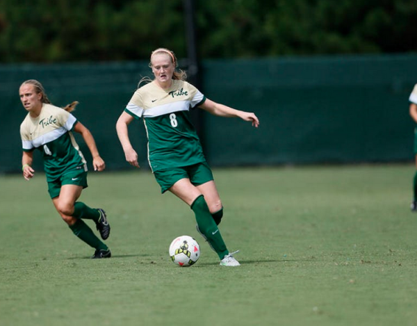 Women's soccer: Tribe earns No. 2 seed for CAA tournament