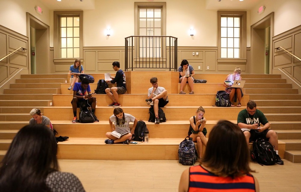 Life interrupted: Non-traditional students at the College