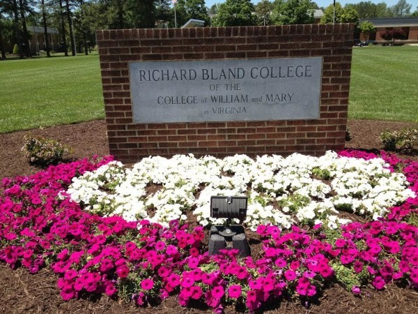 Richard Bland College receives below average scores