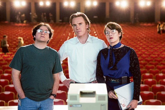 'Steve Jobs' presents a complex portrait of the man