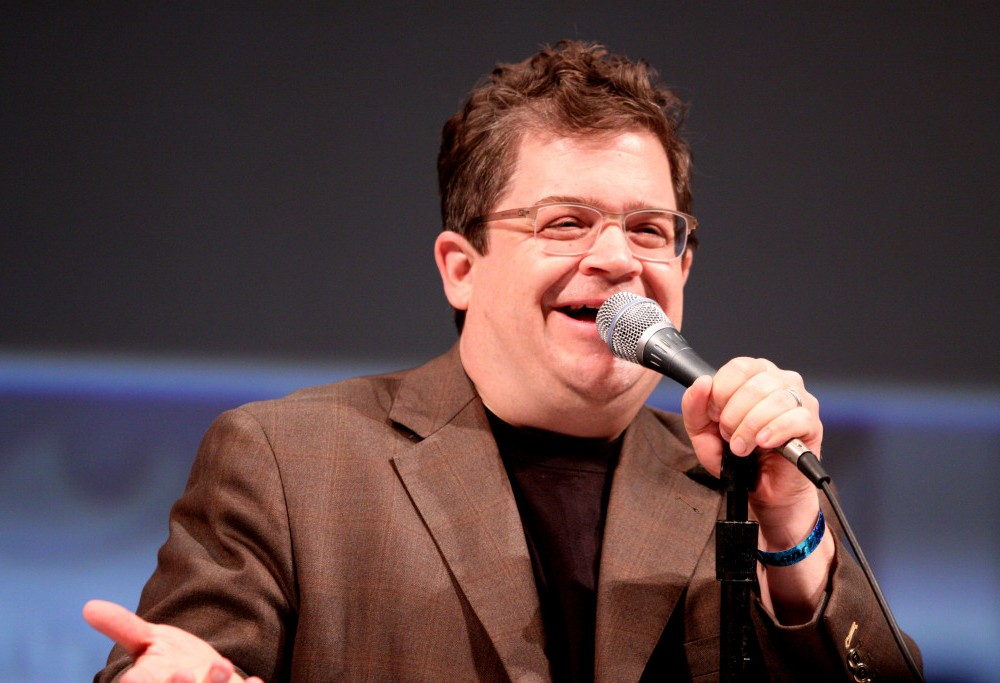Patton Oswalt discusses getting his comedic start at the College