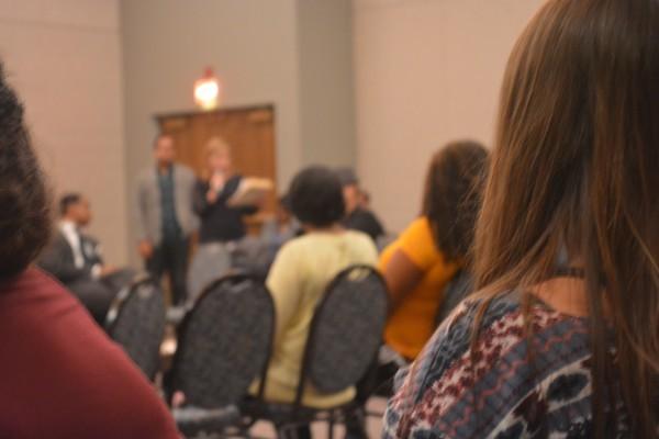 Undergrads talk racial climate, social media