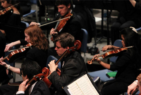 Symphony Orchestra presents engaging halloween concert