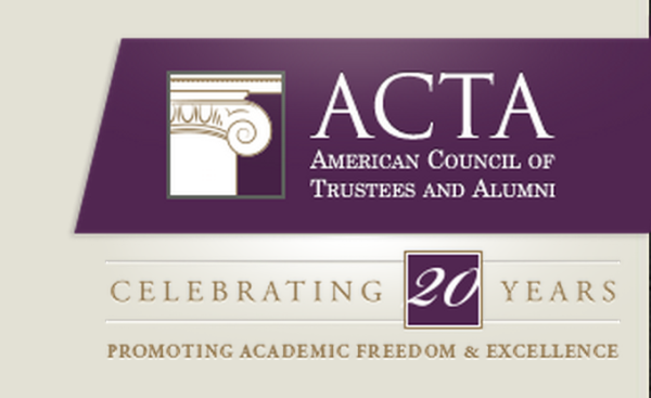 "ACTA gives COLL curriculum a ""D"" grade for requirements"
