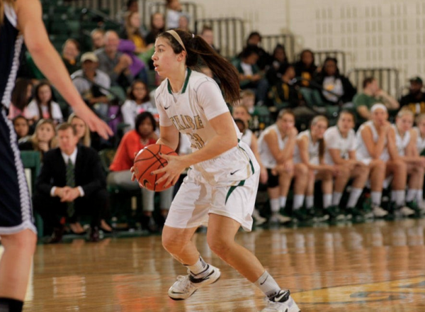 Women's Basketball: Now Let them Tremble: Tremba hits career-high