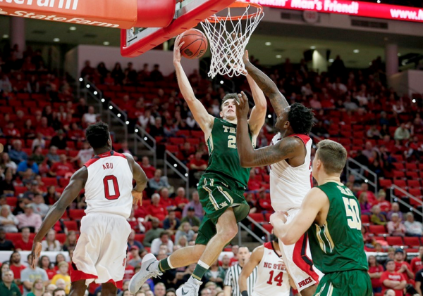 Men's basketball: College upsets Wolfpack 85-68 in Raleigh to open 2015-16