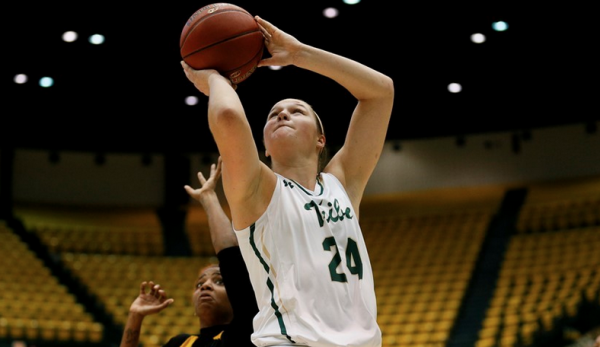 Women's basketball: College stumbles at Richmond with 56-50 setback
