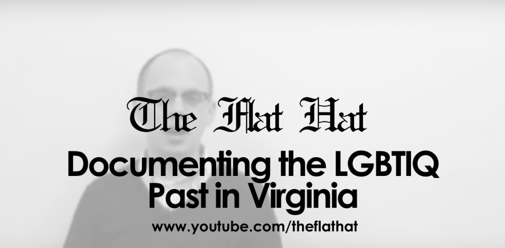 Documenting the LGBTIQ Past in Virginia