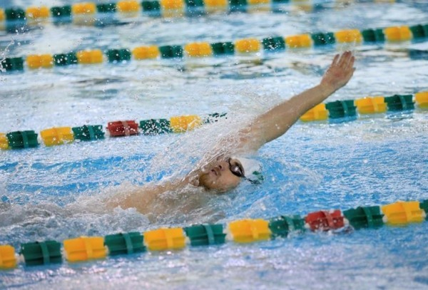 Swimming: Tribe competes at Winter Nationals