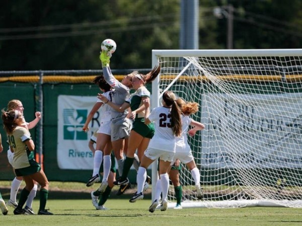 Women's Soccer: Casey earns national accolades