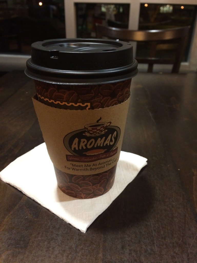 Best of the Burg: Study over coffee at swemromas