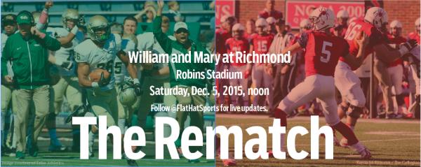 Football: Return to Richmond