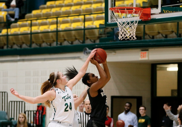 Women's Basketball: Tribe overwhelms ODU in non-conference finale