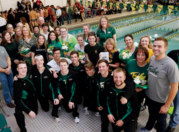 Swimming: Both men and women's team sink mid-January competition