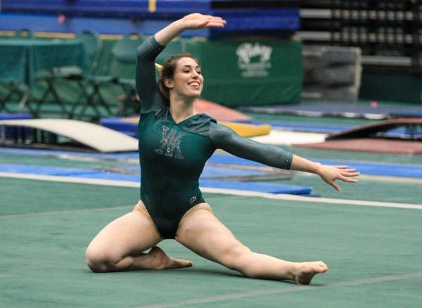 Gymnastics: Season begins over winter break