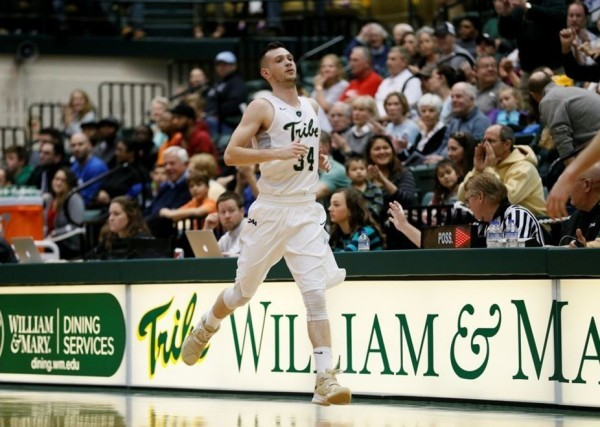 Men's Basketball: Top of CAA knotted up with road loss to UNCW
