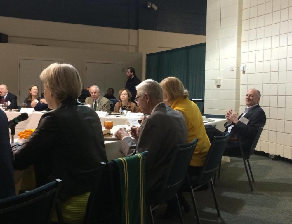 BOV hears financial updates about budget, portfolio, William and Mary Promise
