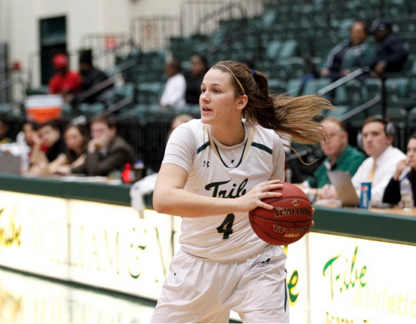 Women's basketball: Tribe's losing streak stretches to four with home losses to Hofstra, Delaware