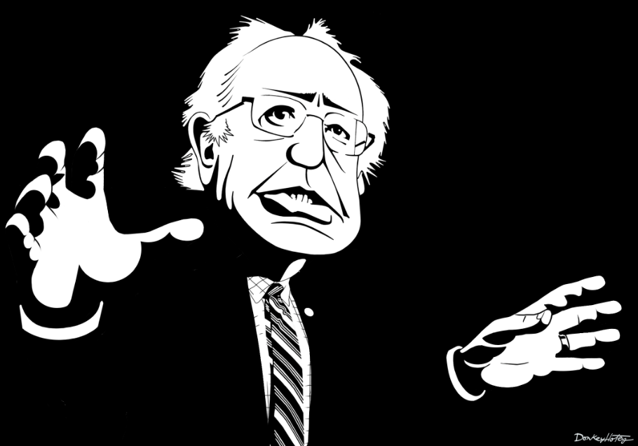 The socialist perspective: Reasons for reluctantly feeling the Bern