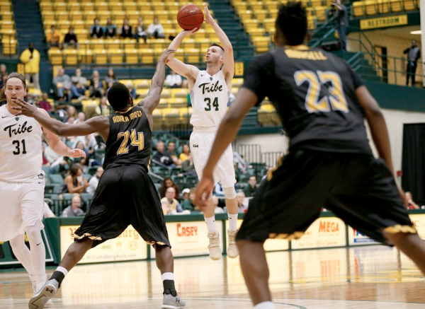 Men's basketball: College overwhelmed by Towson 99-82 to conclude disappointing week