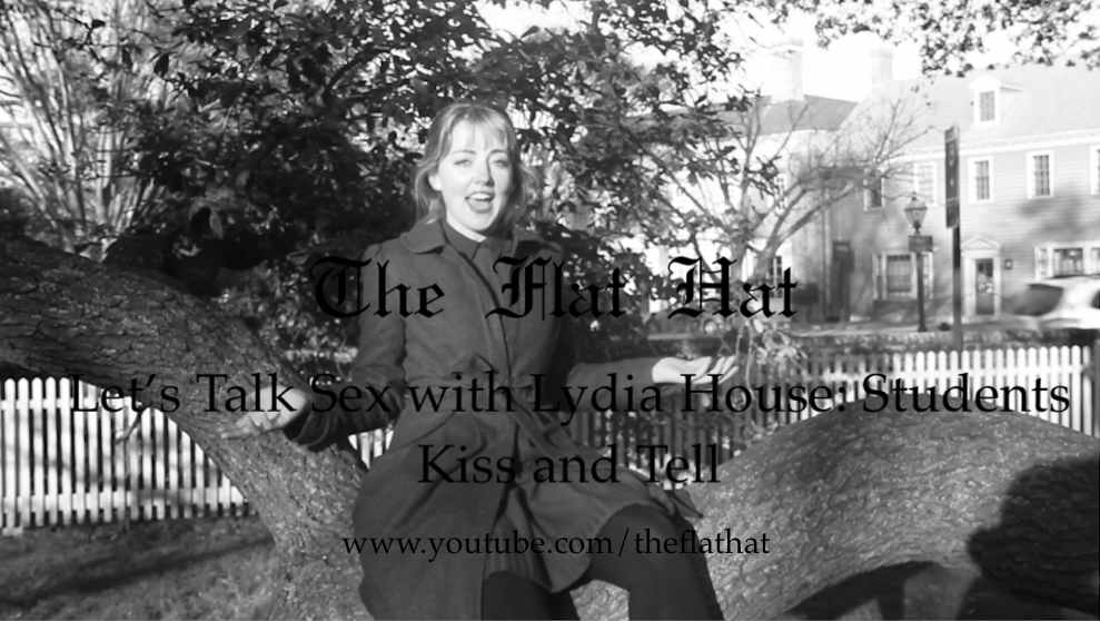 Let's Talk Sex with Lydia House: Students Kiss and Tell