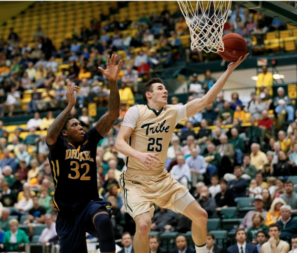 Men's basketball: Tribe suffers disappointing Senior Day setback versus Drexel