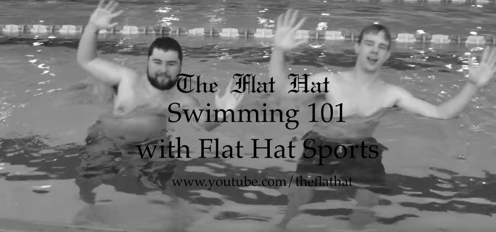 Swimming 101 with Flat Hat Sports