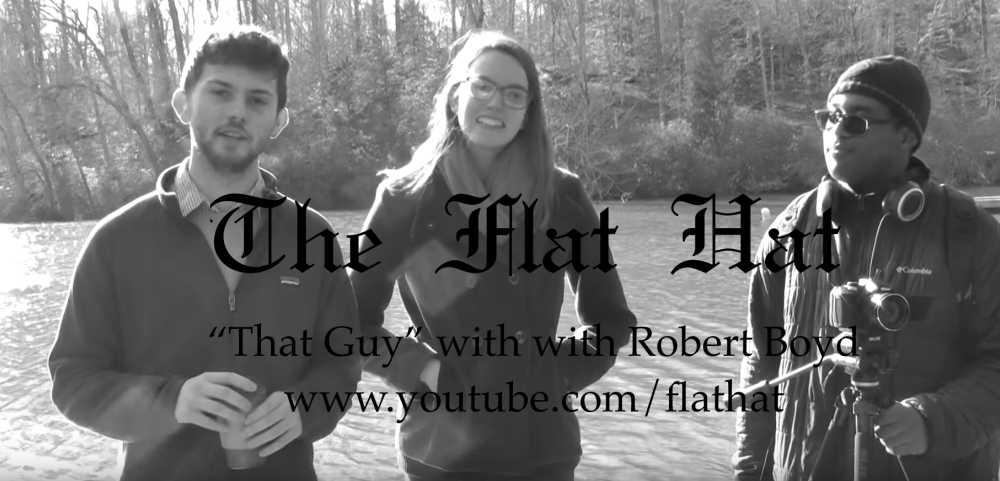 """That Guy"" with Robert Boyd"