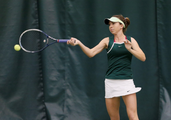 Tennis: Women top No. 57 Harvard, Liberty, while Men win over Bucknell