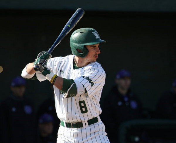 Baseball: College scorched by Flames 8-4