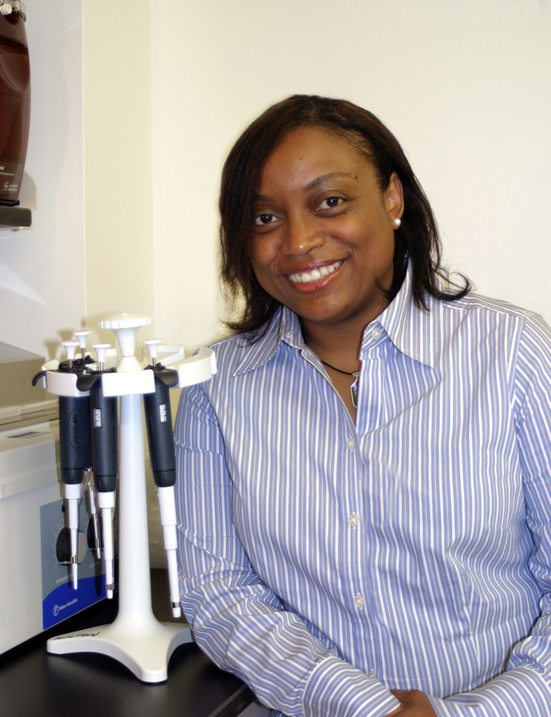 First minority professor granted tenure in natural sciences