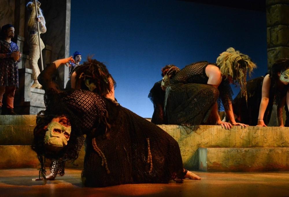 Oresteia: an ancient tragedy captivates a modern audience