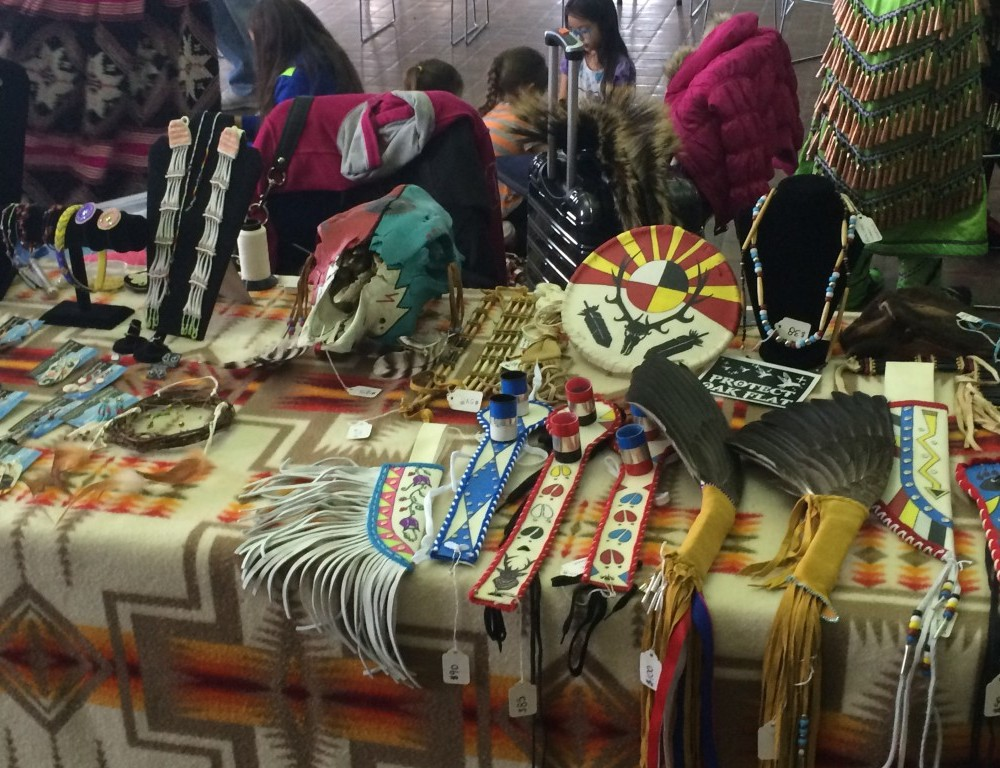 AISA hosts second powwow, discusses Native history