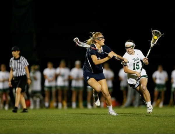 Lacrosse: College outlasts Richmond 10-9