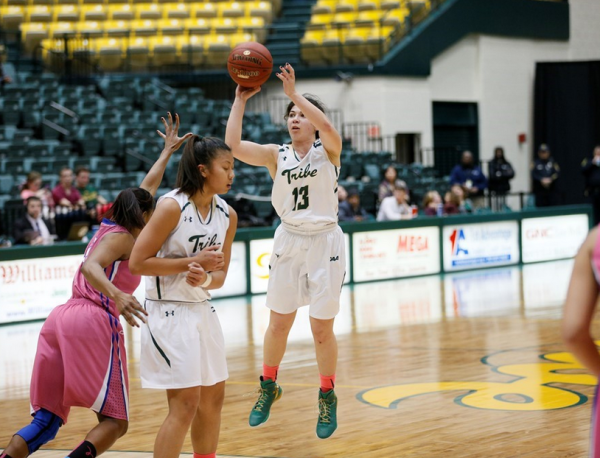 Women's basketball: College bounced from CAA Tournament by Towson, finishes season 15-15