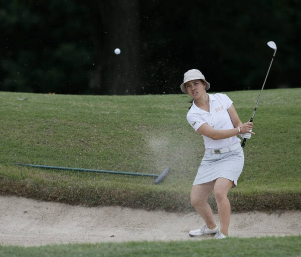 Golf: Women fifth at Low Country IC, men 10th after one round at Kingsmill