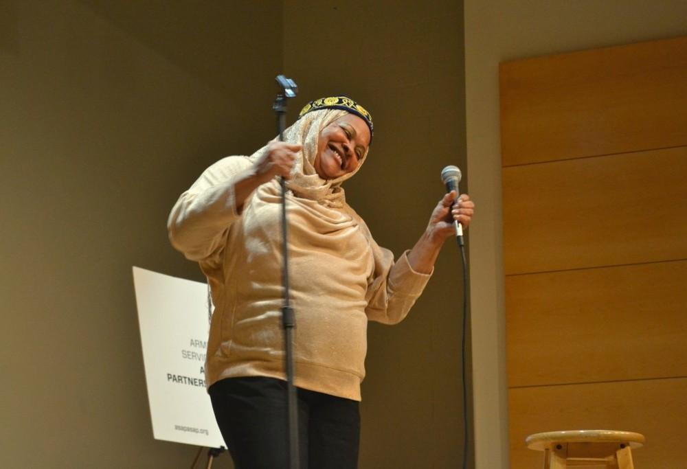 ASAP helps community veterans find their voice