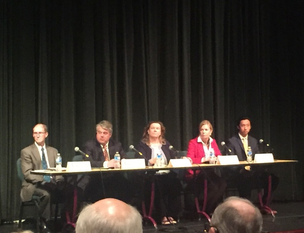 A matter of debate: City Council candidates participate in public forum