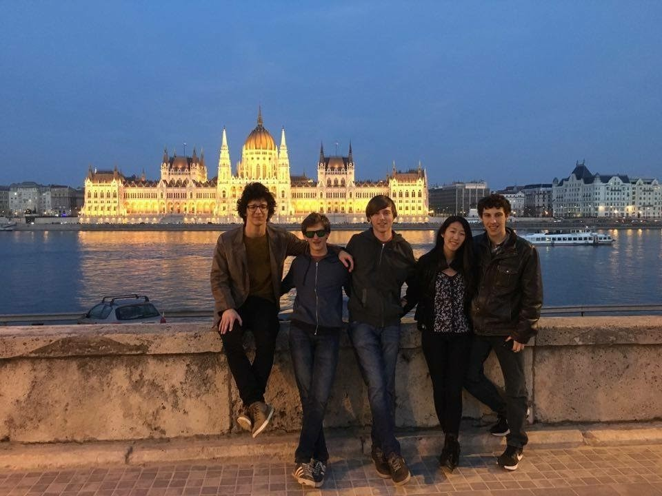 Stories from Abroad: Budapest