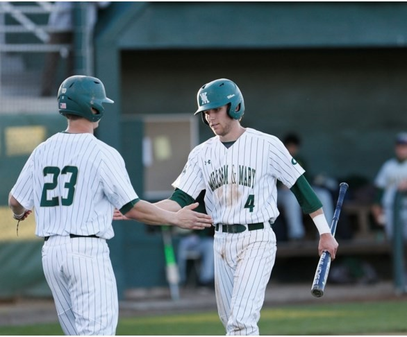 Baseball: Tribe drops midweek games at Norfolk State, North Carolina