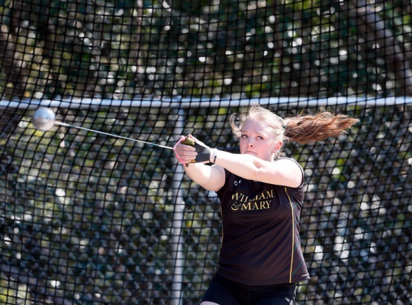 Track and field: College nets six postseason qualifiers at Liberty, U.Va.
