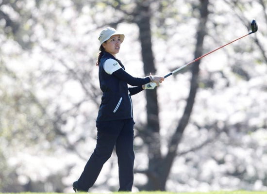 Women's golf: Liu wins River Landing Classic, matching school record with fourth victory of season