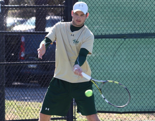 Men's tennis: No. 70 men fall at VCU
